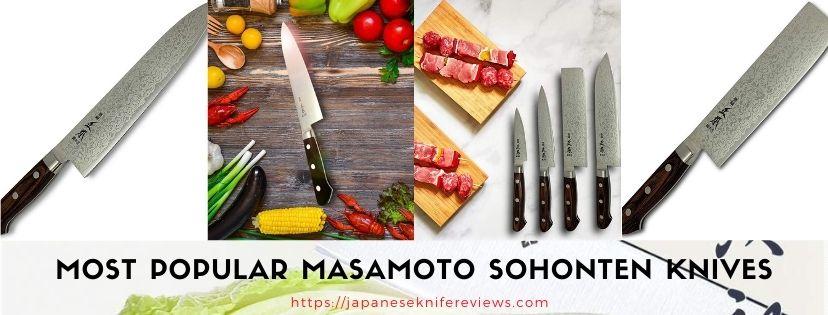 Best Masamoto Sohonten brand knife