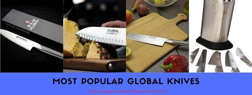 top Global knife brand knives