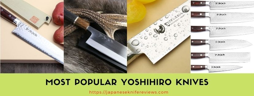 top Yoshihiro knife