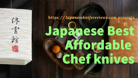 japanese Best chef knife under 100