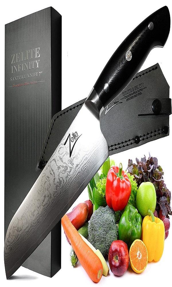 new design best santoku knife