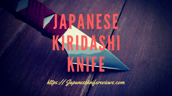 Best Kiridashi Knife