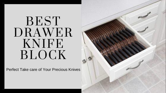 Best Drawer Knife Block