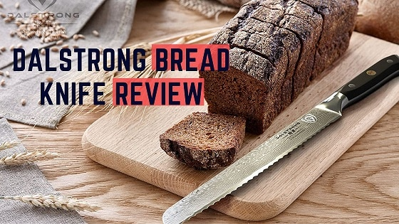 Dalstrong Bread Knife review