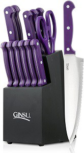 Ginsu Essential Serrated Knife Set Review