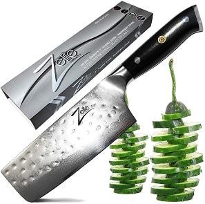 zelite nakiri knife review