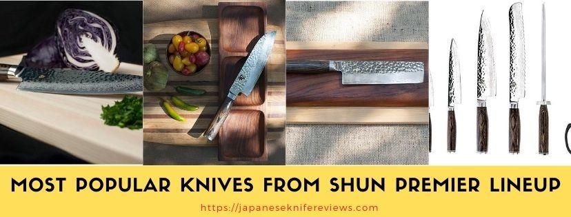 shun premier line up review