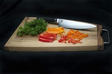 shun sura chef knife review