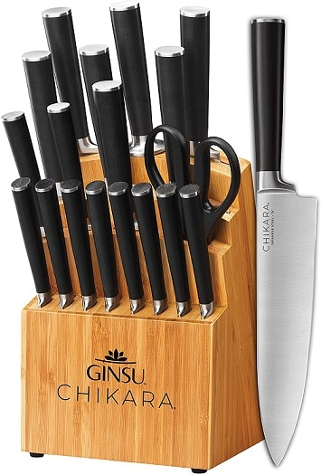 best ginsu knife set review under 200
