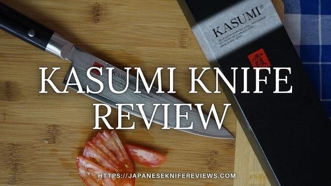 kasumi knives review